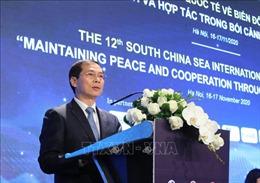 Khai mạc Hội thảo quốc tế về Biển Đông lần thứ 12