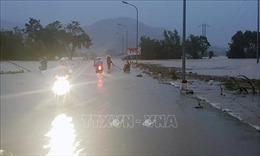 Tối 16/11, các tỉnh từ Thanh Hóa đến Hà Tĩnh có mưa vừa đến to