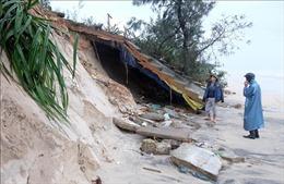 Quảng Trị: Khẩn trương khắc phục hậu quả bão số 13