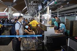 Đưa trên 290 công dân Việt Nam từ Malaysia về nước