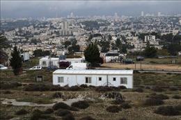 Jordan, Palestine phản đối hoạt động xây dựng các khu định cư của Israel