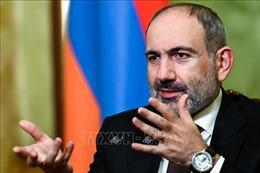 Thủ tướng Armenia công bố lộ trình hành động trong 6 tháng