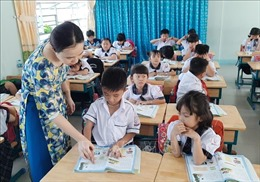 Xây dựng trường chuẩn thực chất, tạo môi trường học tập tốt cho học sinh