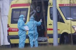 Số ca mắc COVID-19 ở Nga vượt quá 2 triệu người