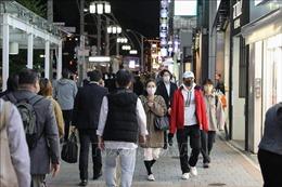 Tokyo ghi nhận tháng có số ca mắc COVID-19 cao nhất từ trước tới nay