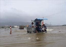 Đề phòng nguy cơ lũ quét, sạt lở đất từ Quảng Trị đến Khánh Hòa và Tây Nguyên