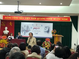 Giao lưu và ra mắt cuốn Truyện ký 'Paris+14'của tác giả Cù Thu Hương