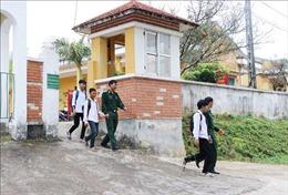 Tiếp bước em đến trường nơi vùng cao biên giới - Bài 1: Nơi khởi nguồn mô hình 'Con nuôi Đồn Biên phòng'