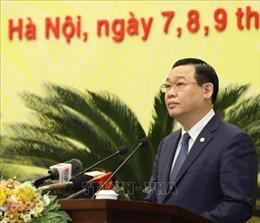 Khai mạc Kỳ họp thứ 18, HĐND thành phố Hà Nội khóa XV, nhiệm kỳ 2016 -2021