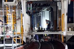 Tuyến metro Nhổn-ga Hà Nội sẽ bắt đầu khoan ngầm vào tháng 1/2021