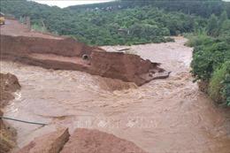 Đắk Nông: Nước lũ dâng cao bất thường gây thiệt hại hơn 30 tỷ đồng