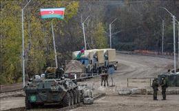 Tổng thống Armenia đề nghị Nga hỗ trợ việc phân giới với Azerbaijan