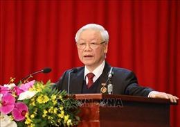 Tổng Bí thư, Chủ tịch nước Nguyễn Phú Trọng:Tạo động lực mới, đẩy mạnh công cuộc xây dựng và bảo vệ đất nước