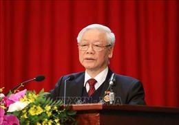 Tổng Bí thư, Chủ tịch nước Nguyễn Phú Trọng: Tổ chức phong trào thi đua tránh 'lối mòn, nhàm chán'