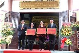 Lễ Giỗ cụ Phó Bảng Nguyễn Sinh Sắc, thân sinh Chủ tịch Hồ Chí Minh