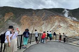 Nhật Bản tạm dừng chương trình kích cầu du lịch nội địa