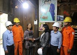 Vùng lõm cuối cùng của Phú Yên có điện lưới Quốc gia