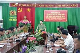 Thông tin về vụ án giết người, cướp tài sản tại Bình Thuận