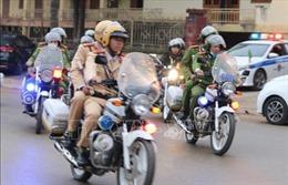 Công an các địa phương đảm bảo an ninh, trật tự, xử lý vi phạm pháp luật