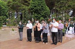 Công bố kết quả giám định ADN xác định danh tính 34 liệt sĩ thuộc Trung đoàn 25