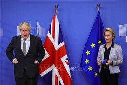Lãnh đạo Anh và EU chưa tìm được đột phá trong đàm phán hậu Brexit