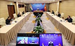 Tuyên bố tầm nhìn chung Việt Nam - Ấn Độ về hòa bình, thịnh vượng và người dân