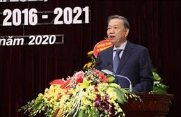 Đồng chí Tô Lâm dự Gặp mặt kỷ niệm 75 năm Ngày Tổng tuyển cử đầu tiên