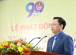 90 ngày thi đua cao điểm của Tuổi trẻ Khối các cơ quan Trung ương