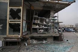 Nổ bom liên tiếp tại thủ đô của Afghanistan
