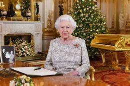 Nữ hoàng Anh trấn an người dân trong thông điệp Giáng sinh 2020