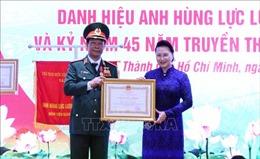 Bệnh viện Quân y 175 đón nhận danh hiệu Anh hùng LLVTND