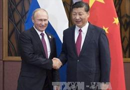 Lãnh đạo Nga, Trung Quốc thảo luận triển khai các dự án năng lượng chung