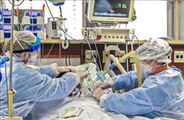 Số ca tử vong do COVID-19 tại khu vực Mỹ Latinh và Caribbe vượt 500.000