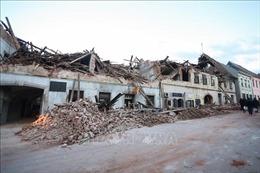 Ít nhất 7 người thiệt mạng trong trận động đất mạnh tại Croatia