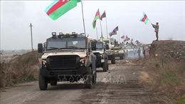 Xung đột tại Nagorny-Karabakh:Azerbaijan, Thổ Nhĩ Kỳ triển khai lực lượng tới Aghdam