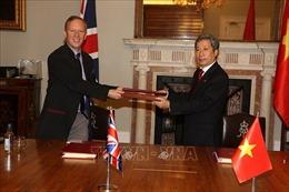 Hiệp định UKVFTA làm sâu sắc và nâng tầm quan hệ đối tác chiến lược Việt - Anh