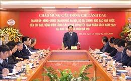 Hà Nội hoàn thành mục tiêu kép trong thu ngân sách