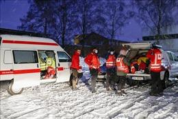 Tìm thấy một thi thể nạn nhân trong vụ lở đất ở Na Uy