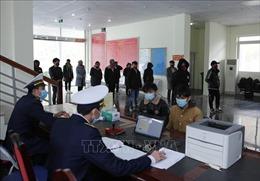 Bắt giữ 31 người vượt biên trái phép tại biên giới Lai Châu