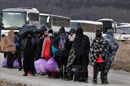 EU kêu gọi Bosnia hỗ trợ hàng trăm người di cư sau vụ cháy trại tị nạn
