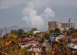 Nga, Armenia và Azerbaijan nhất trí khôi phục cơ sở hạ tầng tại Nagorny-Karabakh