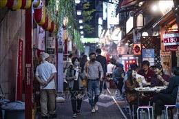 Nhật Bản, Indonesia ghi nhận hàng nghìn ca mắc COVID-19 trong ngày 6/1