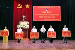Bà Rịa-Vũng Tàu: Cải cách hành chính được thực hiện toàn diện, đồng bộ, hiệu quả