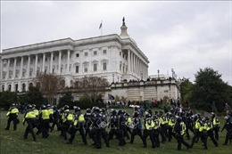 Giới chức an ninh Mỹ không nhận được cảnh báo trước của FBI về vụ bạo loạn