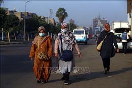Ai Cập huy động quân đội tham gia chống dịch COVID-19