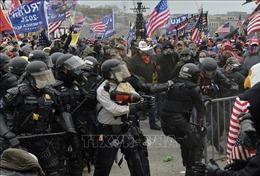 Bộ Tư pháp Mỹ buộc tội 15 đối tượng tấn công tòa nhà Quốc hội