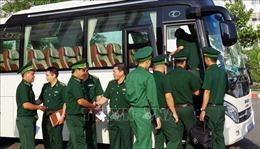 Tiền Giang hỗ trợ Long An phòng, chống dịch COVID-19 trên tuyến biên giới