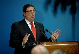 Cuba lên án Mỹ đưa La Habana vào 'danh sách quốc gia tài trợ khủng bố'