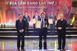 Thông tấn xã Việt Nam đoạt Giải A Giải Búa liềm vàng lần thứ V