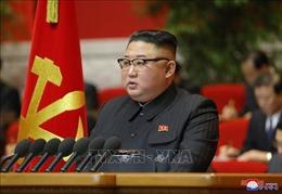 Biểu diễn nghệ thuật chào mừng Đại hội lần thứ VIII Đảng Lao động Triều Tiên